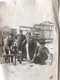 1900s Pioneers at Grand-Clairière, Mb